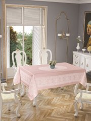 Скатерть Tropic home Pano lace 150*220 - Priencly rose