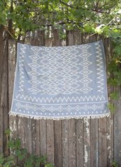 Покрывало Barine 130*170 - Kilim Throw Denim