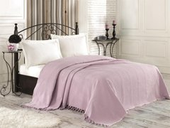 Покрывало Diva Cotton 220*240 - Lilac snow